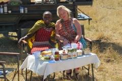 White Masai Photos